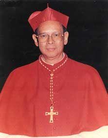 Archbishop emeritus Julius Riyada Darmaatmadja of Djakarta, Indonesia.jpg