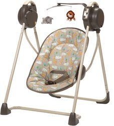 Cosco Sway 'n Play Swing, Zambia - Click image twice for more info - See a larger selection of  Baby swing   at   http://zbabybaby.com/category/baby-categories/baby-activity-gear/baby-swing/  - gift ideas, baby , baby shower gift ideas , kids   « zBabyBaby.com