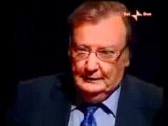 Rubbia  tenta inutilmente di spiegare il nucleare a Casini. E Veronesi c...