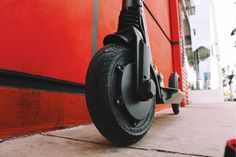 Airless tires – the way of the future.   #UScooters #ElectricScooter #EcoFriendly uscooters.com