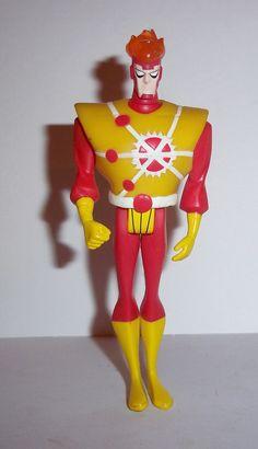 justice league unlimited FIRESTORM dc universe mattel mattel dc universe animated action figure for sale to buy jlu