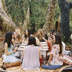 Bohemian Hen Party | Hen Party Ideas | The Hen Planner