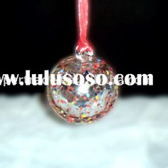 Glass Ball Christmas Ornament Crafts | christmas ornament glass decoration, christmas ornament glass ...