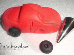 Paso a paso modelado de coche.
