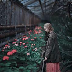 A flower. ©Anka Zhuravleva