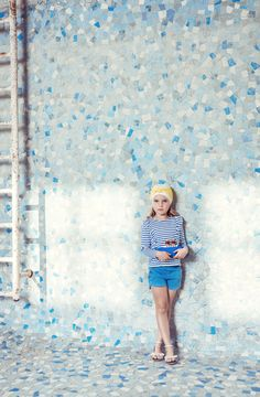 Kids fashion - Carrement Beau - Spring Summer 2016 Collection