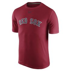 Nike Legend (MLB Red Sox) Men's T-Shirt Size