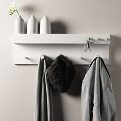 Wall Pegs | The White Company