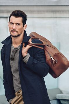 David  Gandy for @marksandspencer Spring 2016