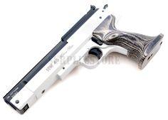 Weihrauch HW45 Silver Star Spring Air Pistol