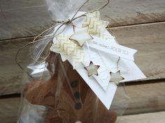 """Scrapcat :étiquette cadeau : Tampons et matrices de coupe (dies) 4enSCRAP """"Pause gourmande"""""""