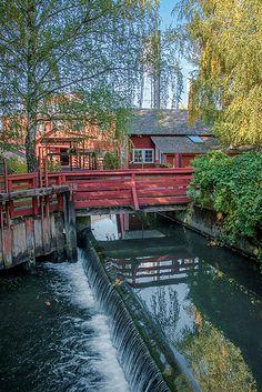 Thomas Kay Woolen Mill - Salem Oregon