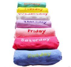 Cute Week Socks
