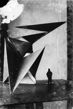 Lygia Clark, Fantastic Architecture 1, 1963. Archival Image, 1963 Copyright 'The World of Lygia Clark' Cultural Association, Rio de Janeiro