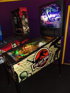 The Lost World Jurassic Park Arcade Game Rom - linoaequipment