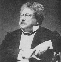 Alexandre Dumas  The Authors With the Juiciest Love Lives