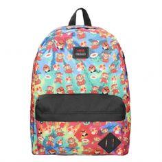 Vans Nintendo Backpack mario