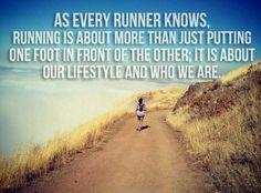Ode to a Runner