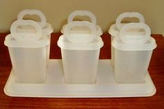 Tupperware Pop-Cycle makers, so much fun in the summer
