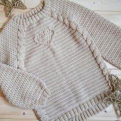 Gilet Crochet, Crochet Jumper, Crochet Cable, Crochet Coat, Crochet Books, Crochet Clothes, Knitting Blogs, Crochet Magazine, Crochet For Boys