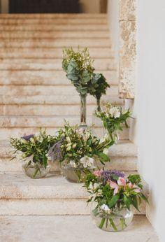 La boda de Rocío y Rudy en el Palacio de Montarco. Blog Casilda se casa Fotos: Días de vino y rosas