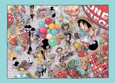 Read manga One Piece 618 online in high quality