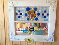 Hand made mirror! Lu