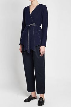 AGNONA - Cashmere Cardigan | STYLEBOP Cashmere Cardigan, Blue Fashion, Normcore, Jumpsuit, Blue Style, Shopping, Dresses, Women, Clothing