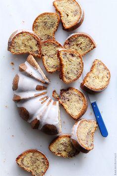 Blueberry Bundt Cake from Bakers Royale