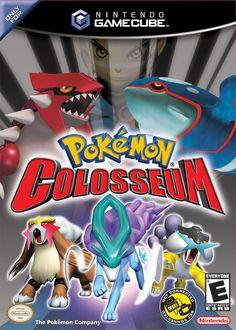 ♡ Pinterest :: Kayleepo ♡ Pokemon Colosseum (Nintendo GameCube, 2004)