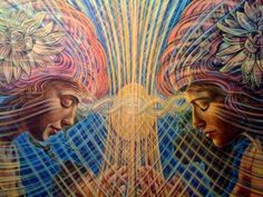 Our souls connect
