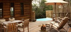 Tsala Treetop Lodge | Clean Lines, Gorgeous Location