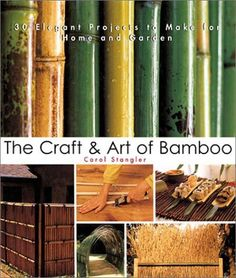 25 Best Bamboo Images Bamboo Crafts Bamboo Ideas Furniture