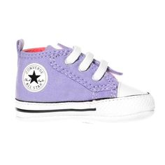 4072204f18a8 CONVERSE First Star Easy Slip Infant Baby Trainer - Lavender