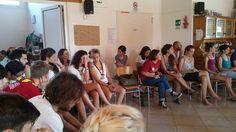 28 agosto: campi della legalità di Erbè. i ragazzi incontrano Angelo Corbo vittima di mafia e sopravvissuto alla strage di Capaci