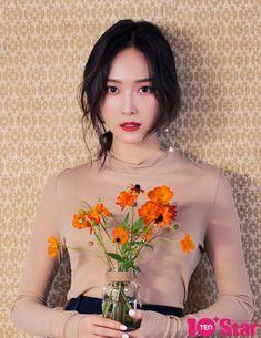Jessica Jung posts - Korean photoshoots