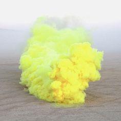 yellow bomb