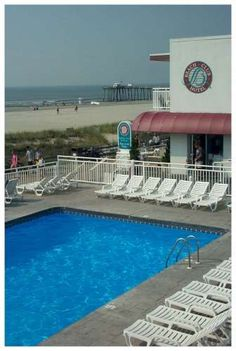 Beach Club Hotel: 1280 Boardwalk, Ocean City, NJ 08226.