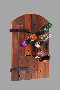 El Mar Furnishings 12 Bottle Classic Wood Wine Rack | Wood Wine Racks And Wine  Rack