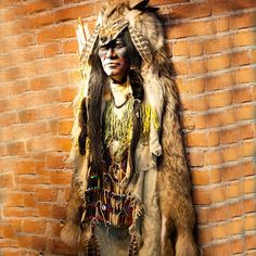 Within the Cheyenne tribe there used to be a military society made up of the strongest and bravest men. They were fierce fighters - unyielding. The Calvary called them Dog Soldiers (or suicide soldier