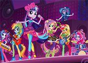MLPEG Batalla de Bandas | juegos my little pony - jugar mi pequeño pony