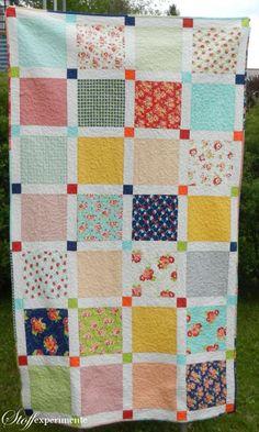 Ein einfacher Quilt