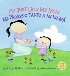 I'm just like my Mom by Jorge Ramos