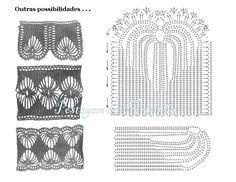 libba bray garter pattern.