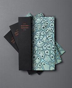 Maison Gerard Identity by Mother Design | Inspiration Grid | Design Inspiration