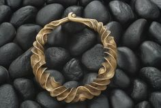 Necklace found in Danish bog from 600 B.C.
