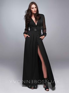Stills from Yvonne's Bosnjak Official campaign shoot fro her debut collection for Fall/Winter Rock Chic, Bride Dresses, Winter Collection, Mother Of The Bride, Campaign, Fall Winter, Lace, Outfits, Clothes