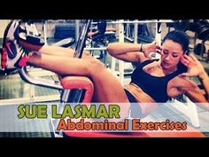SUE LASMAR - Fitness Model: Abdominal Exercises & Abdominal Workouts @ Brazil