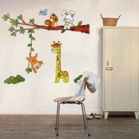 wall stickers camerette 11
