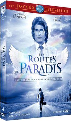 Les Routes du paradis  Saison 4 - Vol. 1 Version remastérisée- DVD NEUF SERIE TV